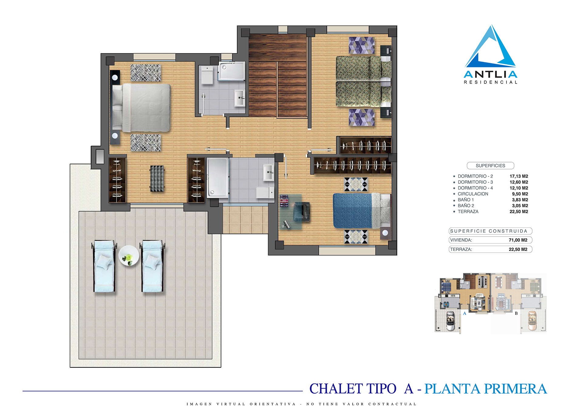 Dossier Viveda Chalet A - P1