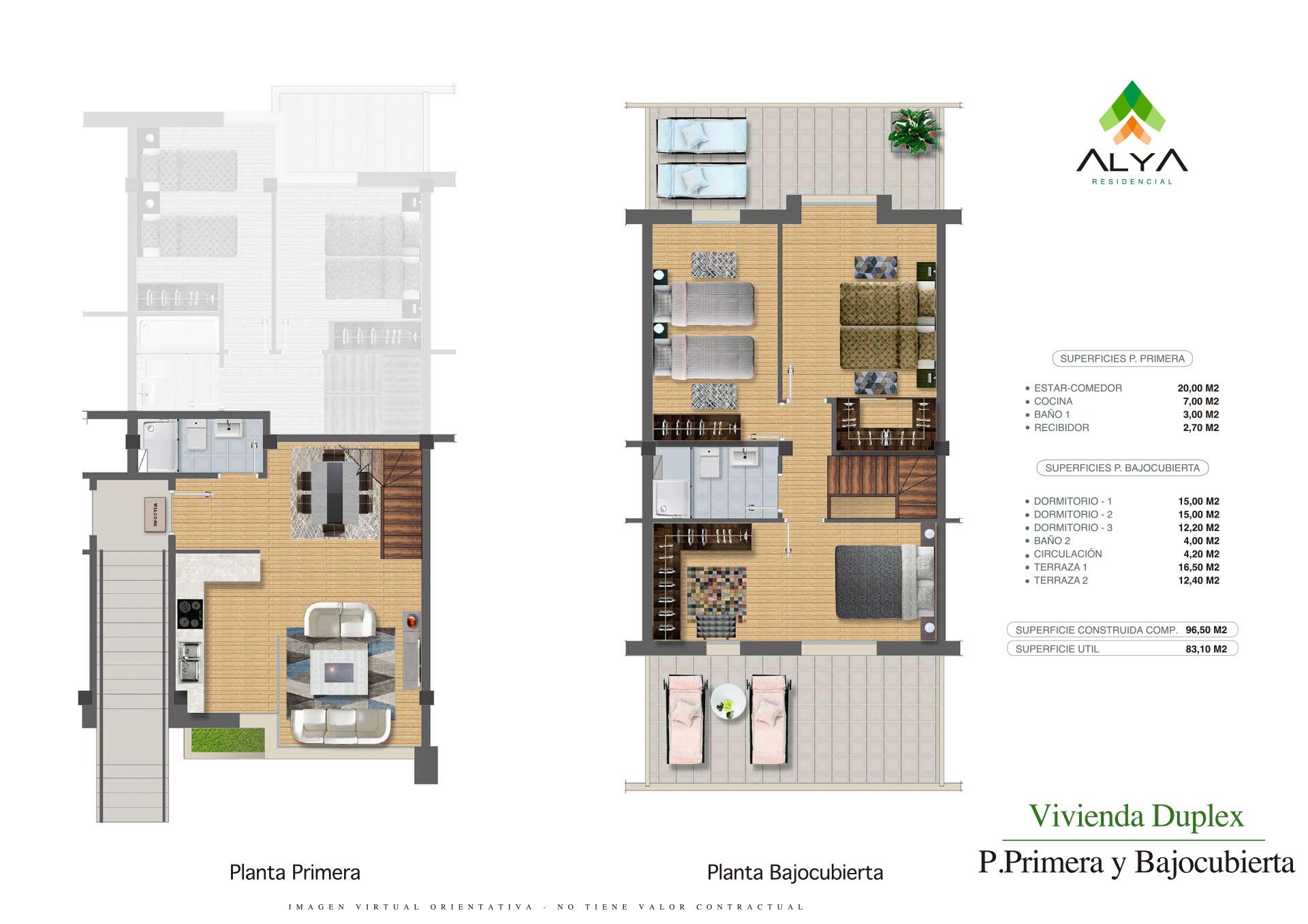 Residencial_Alya-Planta-primera-bajocubierta